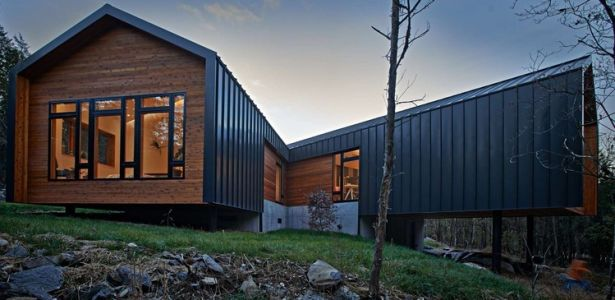 Holston River House par Sanders Pace Architecture – Mascotte, USA| + d'infos
