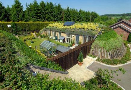 Honingham Earth Sheltered - Grande Bretagne