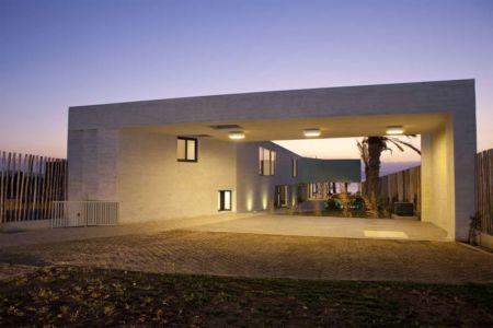 House Casa Paracas par RRMR Arquitectos –  Paracas, Pérou | + d'infos