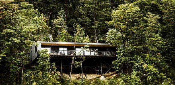 House Todos Los Santos par Apio-Arquitectos - Puerto-Montt, Chili| + d'infos