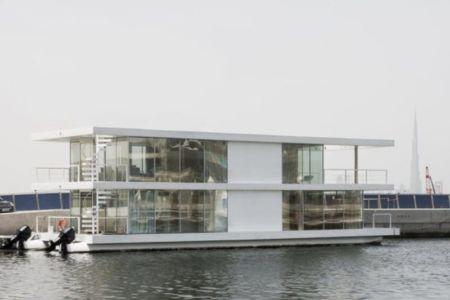 Houseboat 'O' DE SQUISITO par X-architects - Mina Seyahi - Dubai