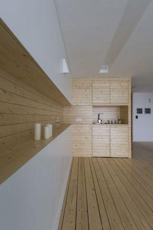 Intérieur Façade Déco Bois - Mosha House Par New Wave-Architecture - Mosha, Iran