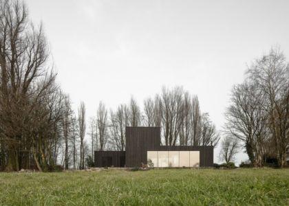 Jardin - huize-looveld par Studio Puisto Architects, Duiven, Pays-Bas