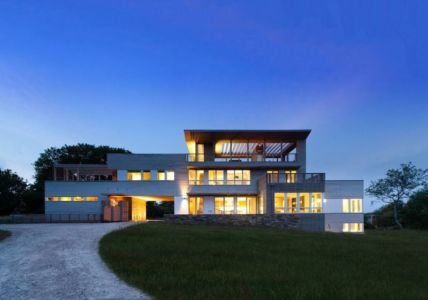 Jardin - Fishers-Island-House Par 4 Architecture - New York, USA
