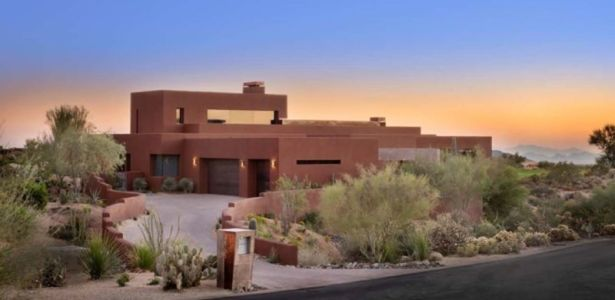 Kim Residence par Tate Studio Architects - Scottsdale, Usa | + d'infos