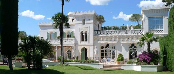 La villa Mauresque à St Raphaël - + d'infos