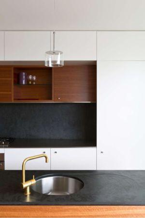 Lavabo - Balmain-House Benn & Penna Architects - Sydney, Australie