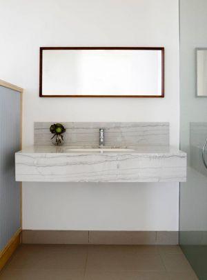 Lavabo Salle De Bains - Flinders-House Par Peter Schaad Design, Australie