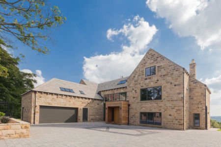 Layton Croft par CRL Architects Guiseley, Angleterre | + d'infos