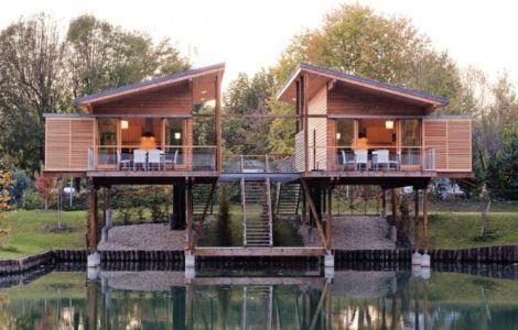 Gîtes des Îlots de Chanaz à CHANAZ Savoie - France - | + d'infos