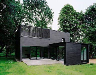 Lindeneck House par C95-Architekten - Berlin, Allemagne - + d'infos