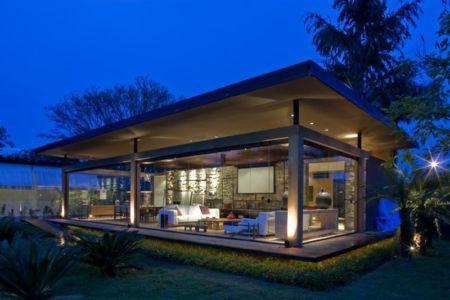 Loft Bauhaus par Ana Paula Barros - Brasília, Brésil - Photo Edgard Cézar