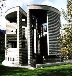 Losone house par Arc Mario Botta - Suisse