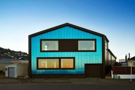 Lyall Bay par Solari Architects - Nouvelle Zélande - +d'infos