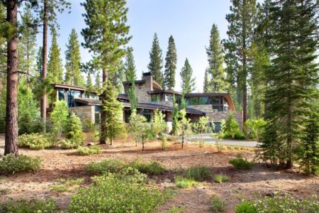 Maison Paysage  - Valhalla Résidence par RKD Architects - Californie, USA