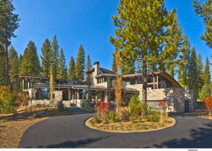 Maison & Petit Jardin - Valhalla Résidence par RKD Architects - Californie, USA