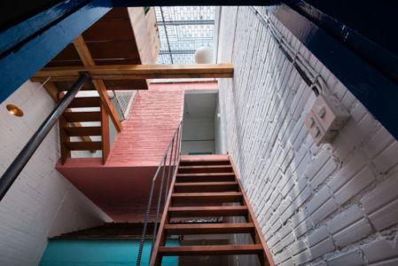 accès étage - Maison Saigon par a21studio - Vietnam