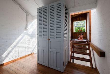 meuble vintage - Maison Saigon par a21studio - Vietnam