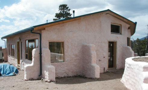 Maison de Baraka par Kelly Hart - Usa