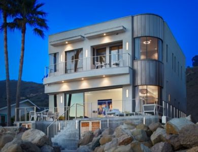 Maison labellisée Leed platine de Bryan Cranston par John Turturro - Ventura County - USA via Design Mag