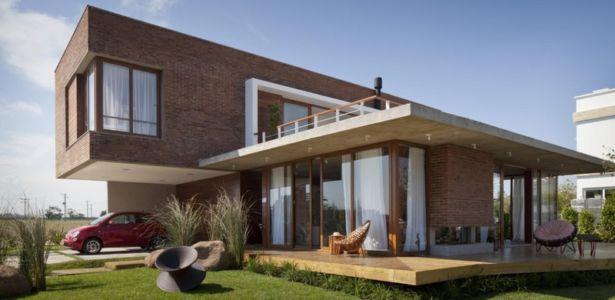 Maritimo House par Seferin Arquitetura – Rio Grande do Sul, Brésil - + d'infos