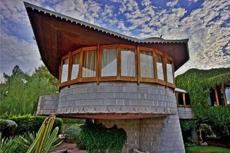 Martin house par Frank Lloyd Wright - Buffalo, Usa