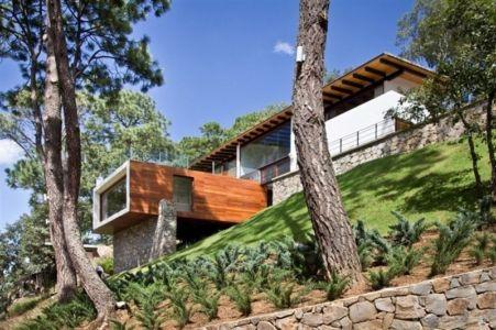 Mazamitla Forest House par Espacio Multicultural de Arquitectura - Guadalajara , Mexique