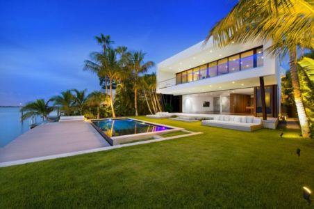 Miami Beach Residence par Luis Bosch - Miami, Usa + d'infos
