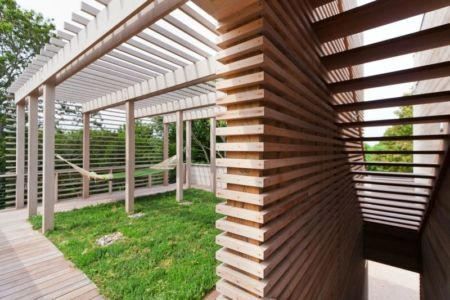 Mini Jardin Intérieur - Fishers-Island-House Par 4 Architecture - New York, USA