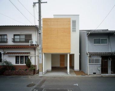 Minimalist-Japanese-Residence par Kenji Architectural Studio - Osaka, Japon