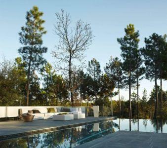 piscine et terrasse - la-vinya par Lagula Arquitectes, Malavella, Espagne