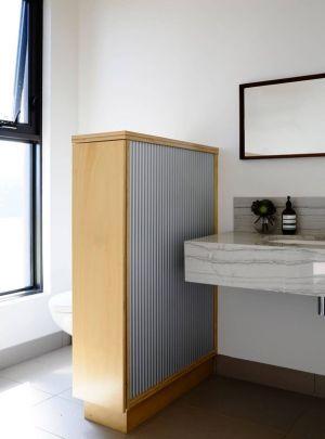 Mobilier Salle De Bains - Flinders-House Par Peter Schaad Design, Australie