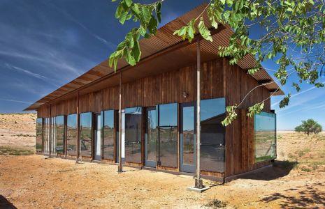 Nakai Residence par DesignBuildBLUF - Utah, USA| + d'infos