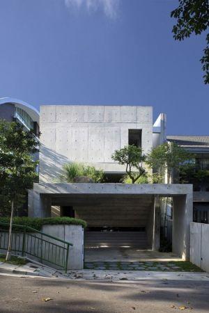 Namly house par Chang architects - Singapour - + d'infos