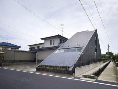 Ogaki house par Katsutoshi Sasaki Associates - Ogaki, Japon