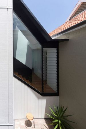 Ouverture Vitrée - Unfurled-House Par Christopher Polly Architect - Sydney, Australie