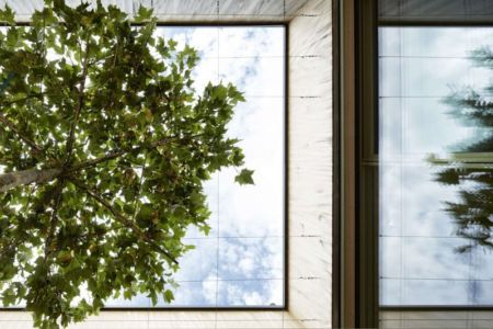 Ouvertures vitrées - Rock-House par Helena Weber - Vorarlberg, Autriche
