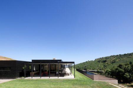 Pelouse & Terrasse - houses-10-and-10-10 par Gonzalo Mardones - Tierras Blancas, Chilie