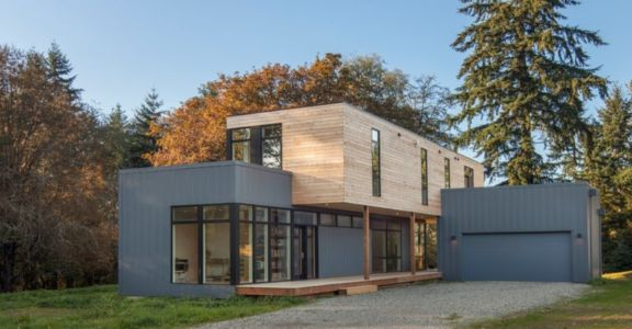 Peninsula Shift par Stephenson Design Collective - Seattle, USA