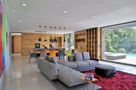 Pièce De Vie - Villa-N Par Giordano Hadamik Architects - Imperia, Italie
