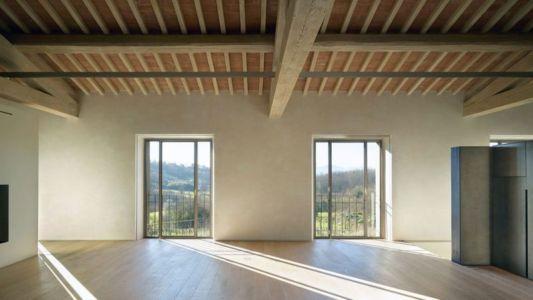 Pièce Principale - La-Capanna Par Cecchini Chiantelli - Capannori, Italie