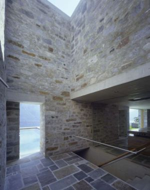 Pièce Principale Niveau Supérieur - Building-Brione Par Meuron Romeo - Minusio, Suisse