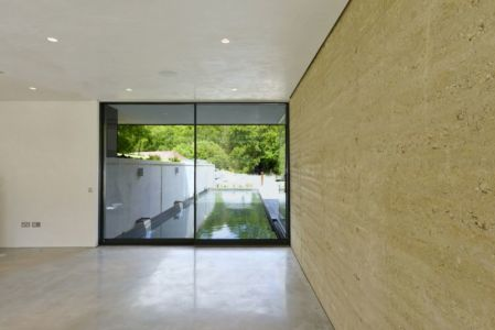 Pièce Principale & Vue Piscine Extériere - Little-England-Farm Par BBM Sustainable Architects - East Sussex, Angleterre