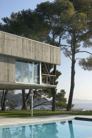 Piscine - Summer-Residence Par Fuses Viader Architects - Calonge, Espagne