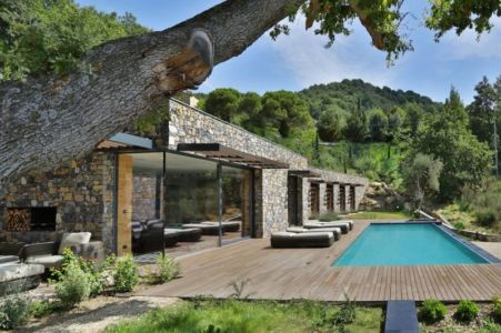 Piscine - Villa-N Par Giordano Hadamik Architects - Imperia, Italie