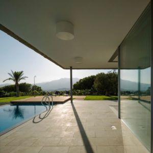 Piscine & Façade Terrasse - El Meandro Par Marion Regitko - Malaga, Espagne
