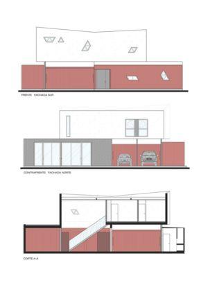 Plan 2D - Container House par Schreibe Architect - Cordoba, Argentine.jpg