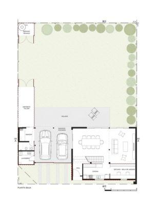 Plan - Container House par Schreibe Architect - Cordoba, Argentine.jpg