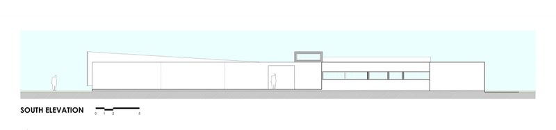 Plan Elevation - houses-10-and-10-10 par Gonzalo Mardones - Tierras Blancas, Chilie