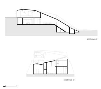 Plan Site 2 - house-chihuahua par Productora - Chihuahua, Mexique